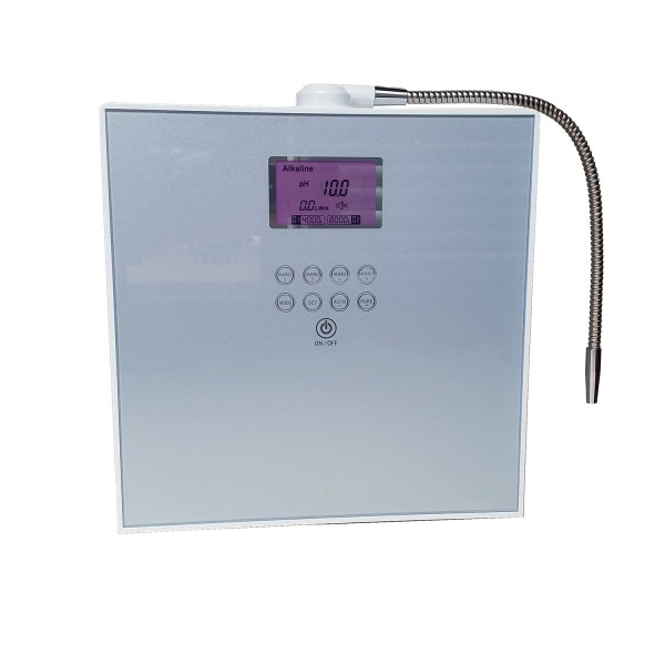 LYDIA 8080 – Counter top alkaline water ionizer pH 10+, 5 plates