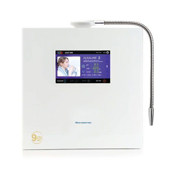 EOS Hitech NEC 901 / JAY 101 (pH 11, 9 plates)