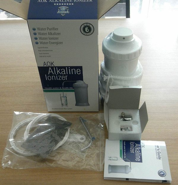 Portable alkaline filter AOK-909
