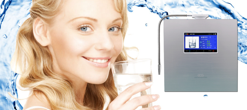 alkaline ionized water, Why should I drink alkaline ionized water ?, Aqualife.ca