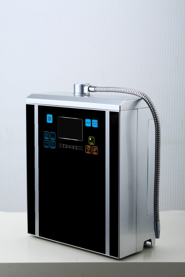 , Bawell BW-6000 alkaline water ionizer, 7 plates, double filtration (model 2195), Aqualife.ca