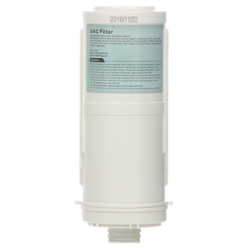 , Filter # 1 GAC for Bawell BW-6000 water ionizer or model 2195, Aqualife.ca