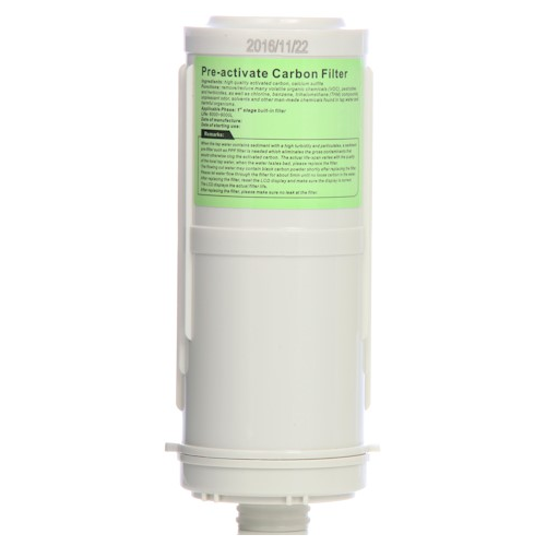 , Filter # 2 PAC for Bawell bw-6000 water ionizer or model 2195, Aqualife.ca