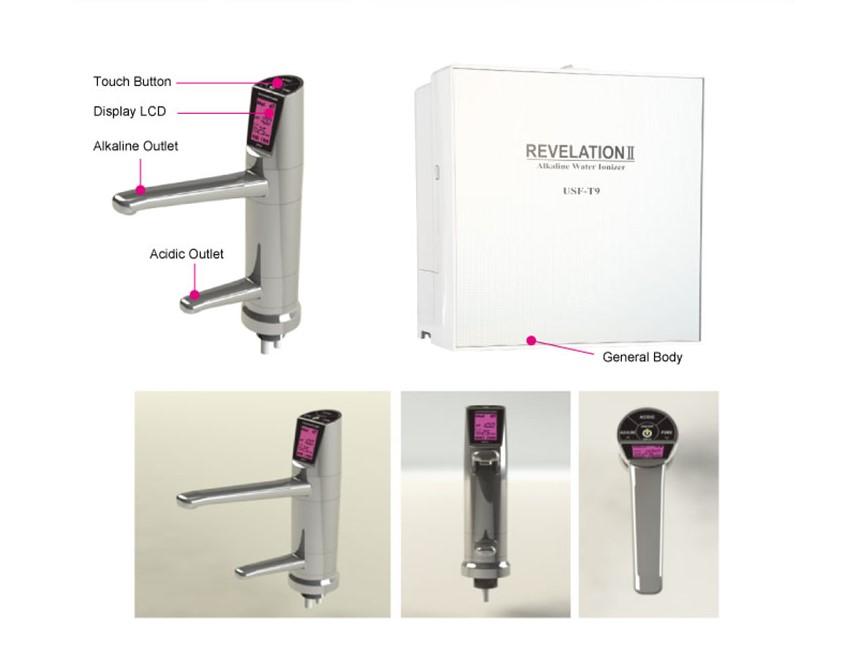 Under sink water ionizer, Under sink water ionizer, Aqualife.ca