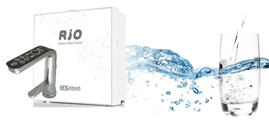 Ioniseur d'eau sous évier, Ioniseurs d'eau sous évier, Aqualife.ca